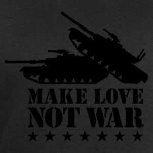 Olive Make love not war 1clr Women's Tees - Men's Sweatshirt by Stanley & Stella
