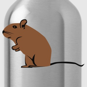 Chocolate Maus T-Shirts - Trinkflasche