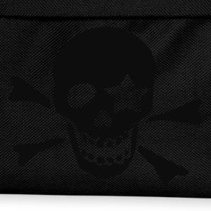 Noir glam pirate T-shirts - Sac à dos Enfant