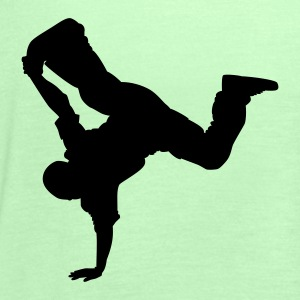Breakdance 01 - Singlet for kvinner fra Bella