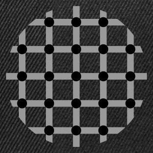 optical illusion - Casquette snapback