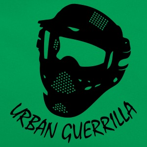 Paintball - urban guerrilla - Retro Tasche