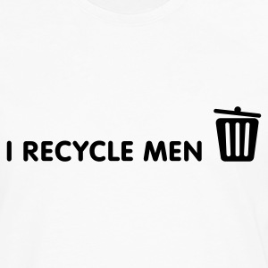 I Recycle Men 1 (1c, NEU) - Men's Premium Longsleeve Shirt