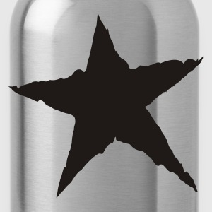 red star - Trinkflasche