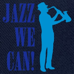 jazz_we_can_2c T-shirts - Snapbackkeps