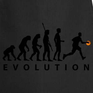 Olive evolution_basketball T-Shirts - Kochschürze