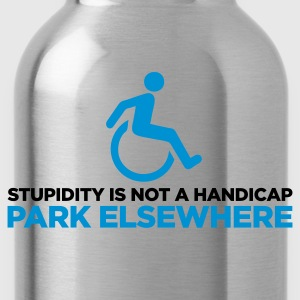 Stupidity is not a Handicap 2 (ENG, 2c) - Vattenflaska