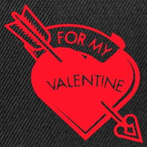 Chocolate valentinstag T-Shirts - Snapback Cap