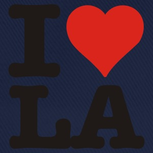 I love Los Angeles - Baseballkappe