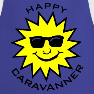 Happy Caravanner T-Shirts - Cooking Apron