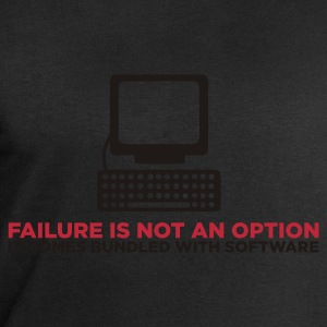 Failure is not an Option (ENG, 2c) - Sweat-shirt Homme Stanley & Stella