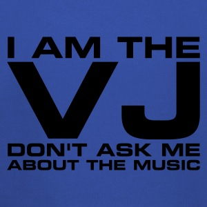 Cielo I am the VJ don't ask me about the music T-shirt (maniche corte) - Felpa con cappuccio Premium per bambini