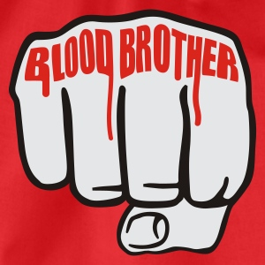 Rot Blood Brother  © T-Shirts - Mochila saco