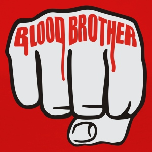 Rot Blood Brother  © T-Shirts - Camiseta de manga larga premium mujer
