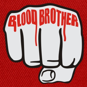 Rot Blood Brother  © T-Shirts - Snapback Cap