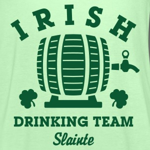 ::IRISH DRINKING TEAM:: - Frauen Tank Top von Bella