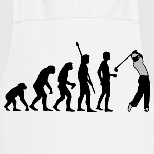Sand evolution_golf_b_2c T-Shirts - Kochschürze