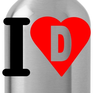 i_love_germany - Trinkflasche