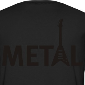 metal Tee shirts - T-shirt manches longues Premium Homme