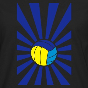 volley-ball de plage - T-shirt manches longues Premium Homme