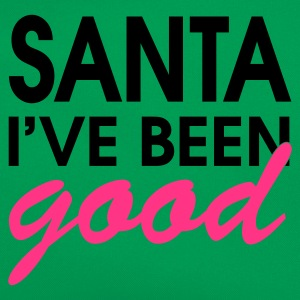 Santa I've Been Good - Retro Tasche