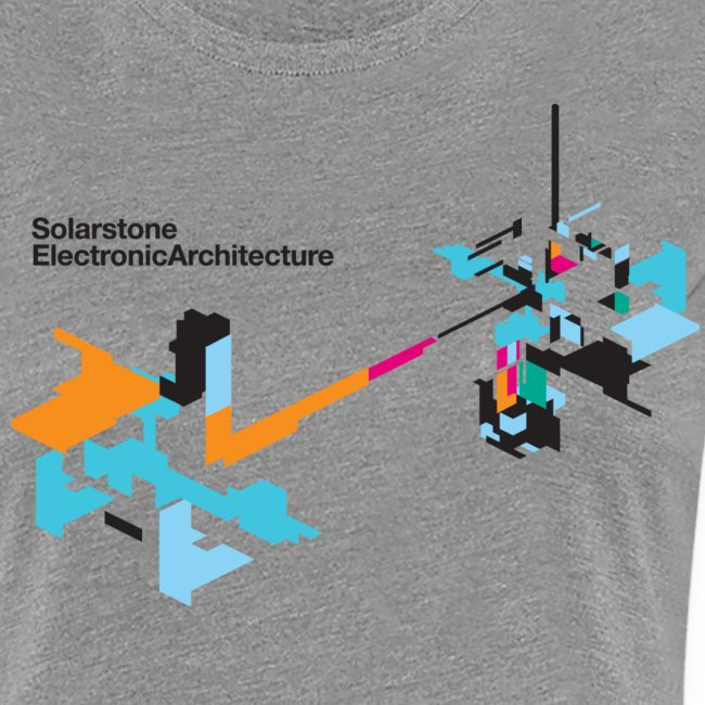 Electronic Architecture T-Shirt [Female]