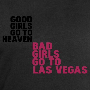 Zwart bad girls go to las vegas T-shirts - Mannen sweatshirt van Stanley & Stella