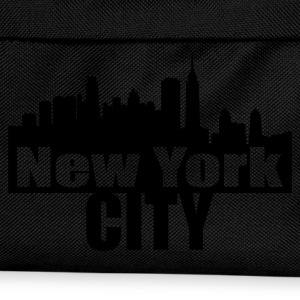 Chocolat nyc NEW YORK CITY T-shirts - Sac à dos Enfant