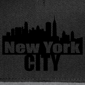 Chocolat nyc NEW YORK CITY T-shirts - Casquette snapback