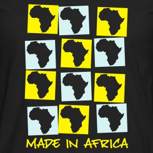 Made in Africa - Men's Premium Longsleeve Shirt