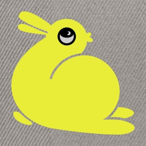 Vert tendre canard ou lapin / bunny or duck (3c) T-shirts - Casquette snapback