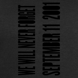 Noir ATTENTATS 11 SEPTEMBRE - 6 T-shirts - Sweat-shirt Homme Stanley & Stella