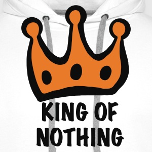 Sand king of nothing T-Shirts - Men's Premium Hoodie