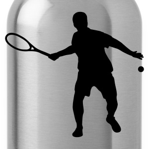 Ash tennis Men's T-Shirts - Water Bottle