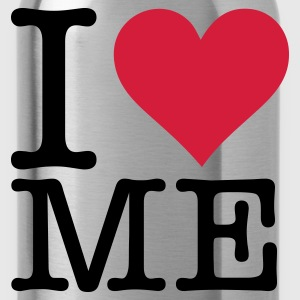 Oliva I Love Me (2c, NEU) T-shirt - Borraccia
