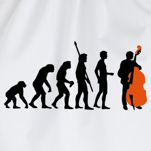 evolution_bass_2c Camisetas - Mochila saco