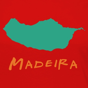 Madeira Island Men's Tees (short-sleeved) - Women's Premium Longsleeve Shirt