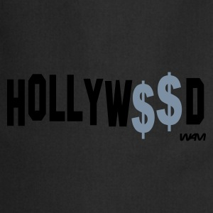 Negro hollywood money by wam Camisetas - Delantal de cocina