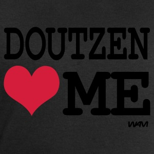 Noir doutzen loves me by wam T-shirts - Sweat-shirt Homme Stanley & Stella