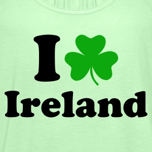Ireland - Women's Tank Top by Bella