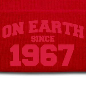 Rose clair onearth1967 T-shirts - Bonnet d'hiver