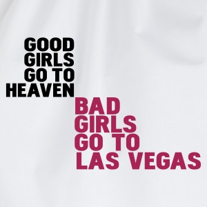 Wit bad girls go to las vegas T-shirts - Gymtas