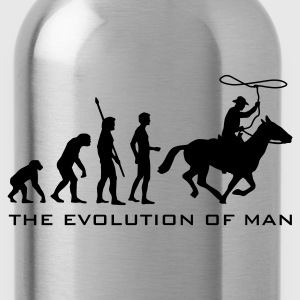 evolution_cowboy_b T-shirts - Drinkfles