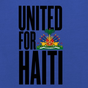 Sky united for haiti T-Shirts - Kinder Premium Hoodie
