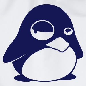 TUX Penguin, LINUX v2.0 T-Shirt - Drawstring Bag