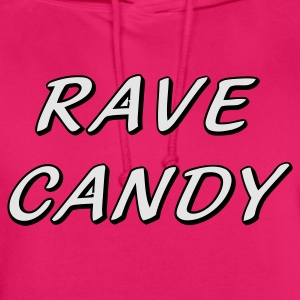 Pink Rave Candy Acid House T-shirt - Unisex Hoodie