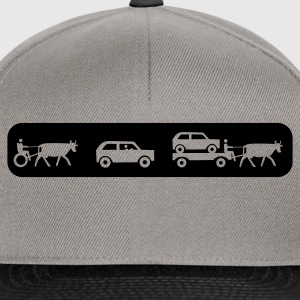 Evolution of Mobility - Casquette snapback