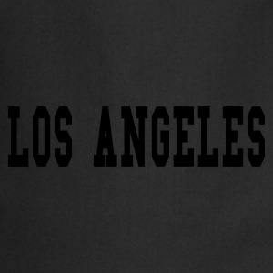 Navy los angeles T-shirts - Keukenschort
