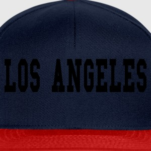 Navy los angeles T-shirts - Snapback cap
