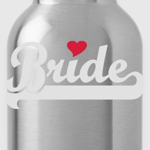 Black Bride Women's T-Shirts - Water Bottle